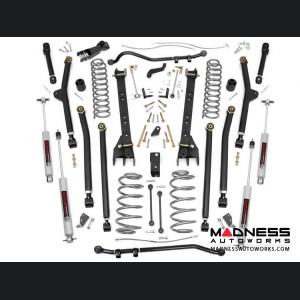 "Jeep Wrangler TJ Long Arm Suspension System Lift Kit - 4"" Lift"